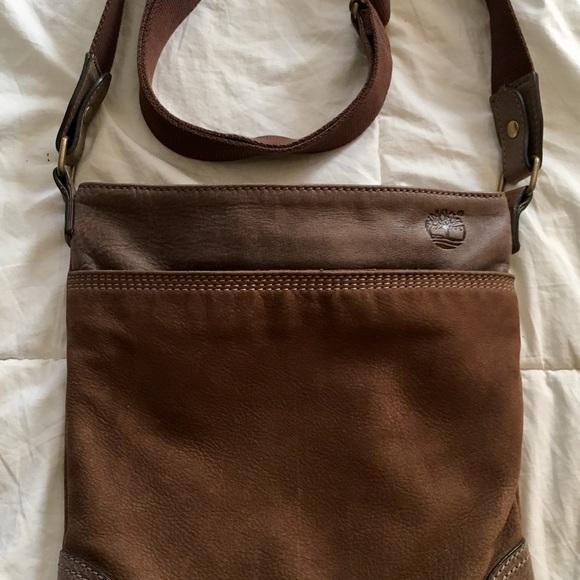 022e94f9c3 Timberland Suede & Leather Crossbody Handbag. M_5a9ae2d09cc7efc7e7ef9a1f
